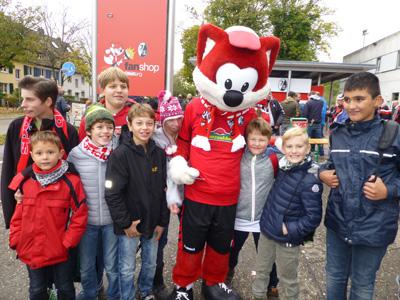 Die IFG beim SC Freiburg - Oktober 2017